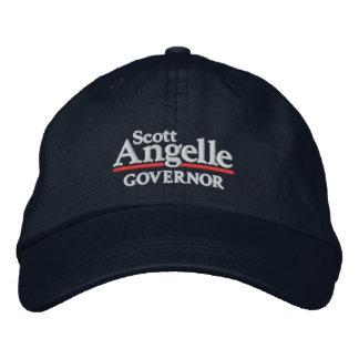Scott Angelle Hat Embroidered Hat