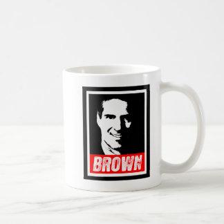 SCOTT BROWN 2012 COFFEE MUG
