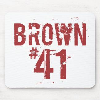 Scott BROWN 41 Mousepads