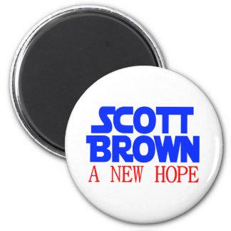 Scott Brown A New Hope Magnet