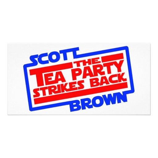 Scott Brown A New Hope Photo Card