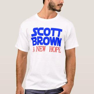 Scott Brown A New Hope T-Shirt