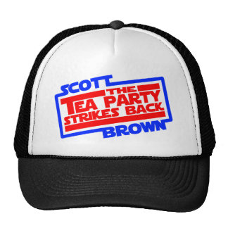 Scott Brown A New Hope Trucker Hat