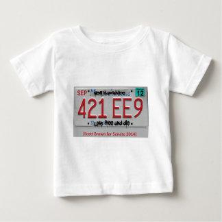 Scott Brown for Senate 2014 Baby T-Shirt