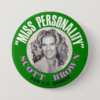 Scott Brown for U.S. Senate 2012 Button