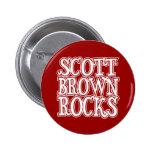 Scott Brown Rocks Button