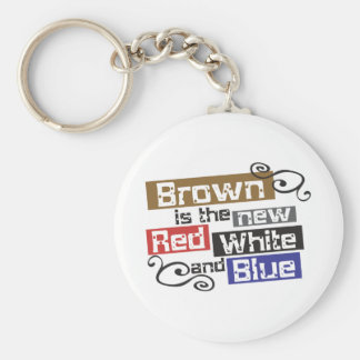 Scott Brown the new Red, White and Blue, NH Senate Keychains