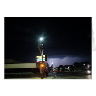 Scott City Summer Storm Greeting Cards