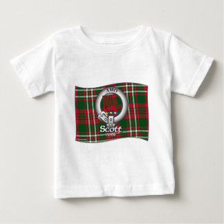 Scott Clan Baby T-Shirt