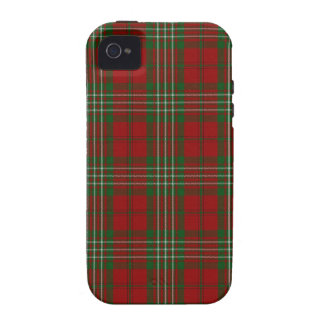 Scott Clan Family Tartan iPhone 4 Cover