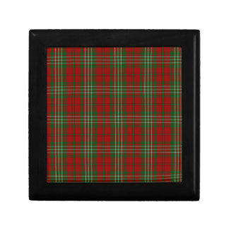 Scott Clan Family Tartan Gift Box