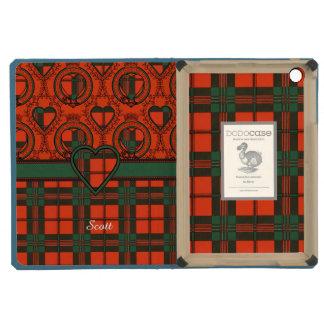Scott clan Plaid Scottish tartan iPad Mini Retina Covers