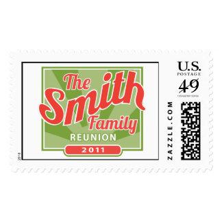 Scott Family Reunion 2011 Stamp