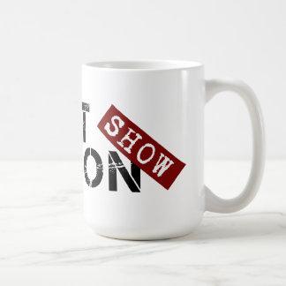 Scott Horton Show Coffee Mugs
