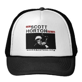 Scott Horton Show Trucker Hat