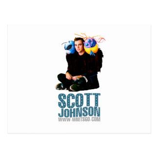 Scott Johnson Postal