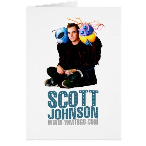 Scott Johnson Tarjeton