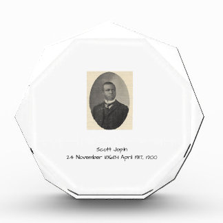 Scott Joplin Acrylic Award