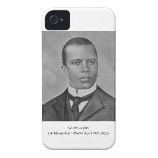 Scott Joplin iPhone 4 Case-Mate Case