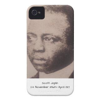 Scott Joplin iPhone 4 Cover