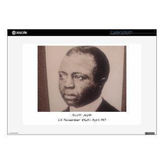 Scott Joplin Laptop Decals