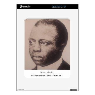 Scott Joplin Skins For The iPad