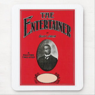 Scott Joplin Song Sheet Cover Mouse Pad