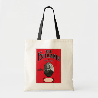 Scott Joplin Song Sheet Cover Tote Bag