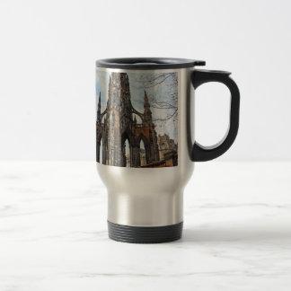 scott monument.jpg travel mug