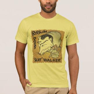 """Scott """"Possum Puss"""" Walker T-Shirt"""