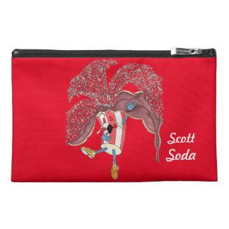 "'Scott Soda' 9""x6"" Pencil Case"