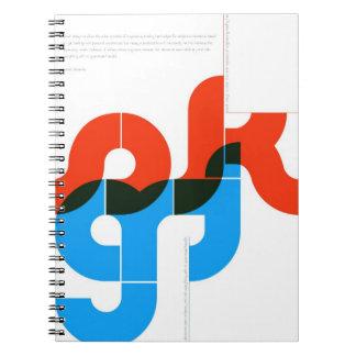 SCOTT STEVENSON quote Spiral Notebooks
