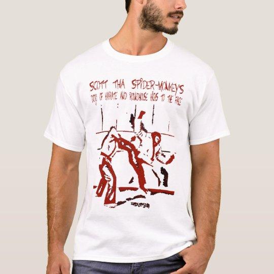 Scott Tha Spider-Monkey T-Shirt