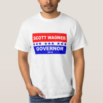 Scott Wagner Pennsylvania Governor 2018 T-Shirt