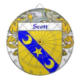 scott wale dartboard