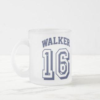 Scott Walker 16 10 Oz Frosted Glass Coffee Mug