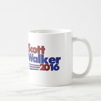Scott Walker 2016 Coffee Mug