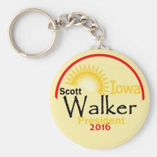 Scott WALKER 2016 Keychain