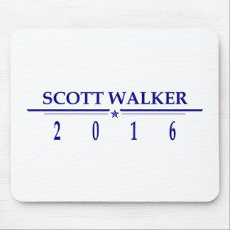 Scott Walker 2016 Mouse Pad