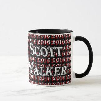 Scott Walker 2016 Mug