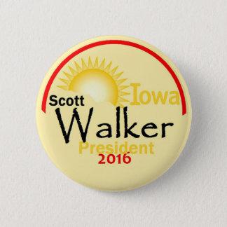 Scott WALKER 2016 Pinback Button