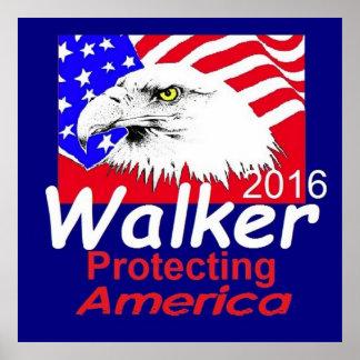 Scott WALKER 2016 Poster