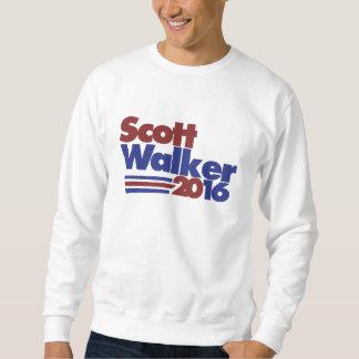 Scott Walker 2016 Pullover Sweatshirt