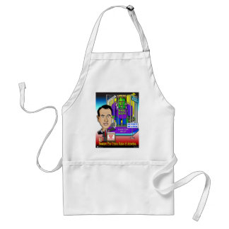 Scott Walker Adult Apron