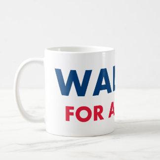 Scott Walker For America Classic White Coffee Mug