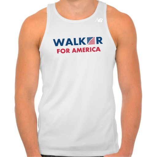 Scott Walker For America Tee Shirts Tank Tops, Tanktops Shirts