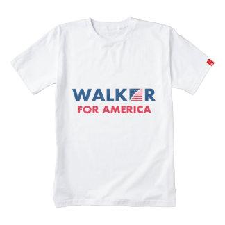 Scott Walker For America Zazzle HEART T-Shirt