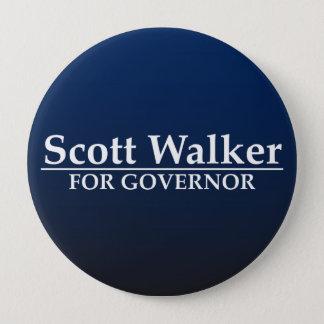 Scott Walker for Governor Button