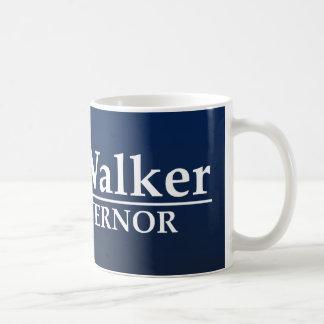 Scott Walker for Governor Classic White Coffee Mug