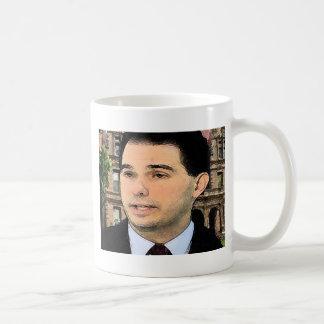 Scott Walker For President 2016 Classic White Coffee Mug